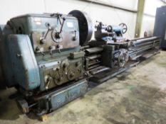 Somua 36'' x 170'' Heavy Duty Engine Lathe