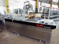 RS COMPACT VC999 Flow Wrapping Machine