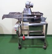 Batter Tempura Machine