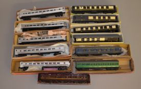 OO Gauge; 12 boxed coaches by Graham Farish coaches vary in condition (12).[NO RESERVE. VIEWING