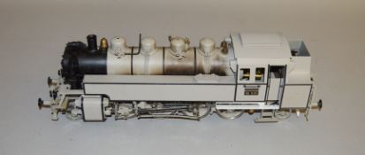 Gauge 1. A live steam Aster for Fulgurex  2-8-2 Locomotive of the Deutsche Reichsbahn (German