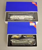 OO Gauge. 2 boxed Heljan DCC Ready (8 Pin) Diesel Locomotives, #2601 BRCW Class 26 'D5326' in BR