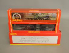 OO Gauge. 3 boxed Hornby Steam Locomotives, R.380 4-6-0 GWR Saint Class '2937 Clevedon Court' in