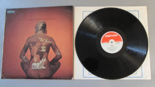 East of Eden Mercator Projected first LP SML 1038 stereo red/ white label Deram large logo including