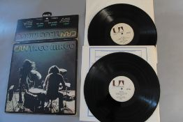 Can Tago Mago UAD 60009/10 United Artists 2 LP flip top sleeve printed and made by the E. J. Day