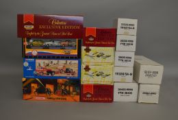 7 boxed Matchbox Collectibles 1:43 scale diecast models, including Holden and Ford Pick-Up models