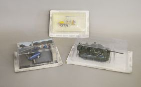 James Bond 007 3 individually packed die-cast models from the James Bond car collection including;