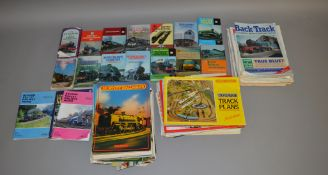 12 different hardback volumes from the Ian Allan 'ABC of Railway Locomotives' series together with