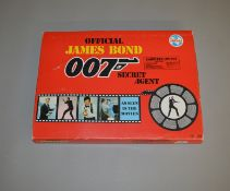 James Bond 007. A boxed Coibel 'Complete Spy Set' containing 007 Pistol, silencer, holster etc