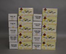 10 boxed Matchbox Collectibles 1:43 scale diecast models, all Pick-Up trucks of various types