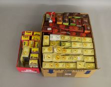 55 boxed Matchbox Models of Yesteryear from various different ranges in window box type packaging