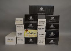 9 boxed Matchbox Collectibles 1:43 scale diecast models, mostly 'Jack Daniels' related, eight of