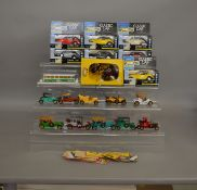 A mixed group of toys including a boxed Pelham Puppet A7 'Bengo', overall G in F/G box but missing