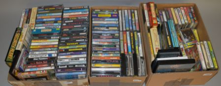 Approximately 180 Commodore 64 and Spectrum games, which includes; Goonies, Labyrinth, Aliens, Short