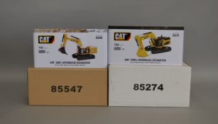 2 boxed construction related die-cast models by Diecast Masters; 85274 and 85547 (2).