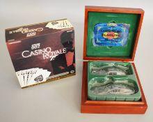 James Bond 007. A scarce boxed Corgi CC99195 'Casino Royale Limited Edition First Shot Aston
