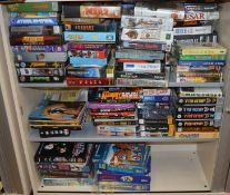 Approximately 300 PC games which includes; astle Master, Seal Team, Atac, Ultra Pinball, Star