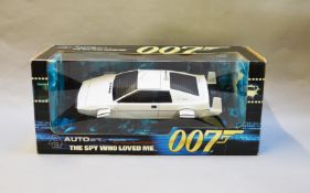 James Bond 007. A boxed Autoart 1:18 scale Lotus Esprit Submarine, issued in 1999, modelled on the