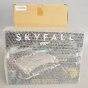 James Bond 007. A boxed Scalextric C3268A Skyfall set, containing Aston Martin  DB5 and Range Rover,