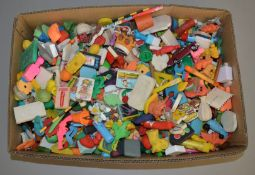 A very good quantity of vintage novelty Erasers, ex-shop stock from a Post Office which closed in