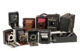 Folding & Other Cameras for Spares or Repair.