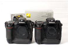 Nikon D2X & D2XS DSLRs