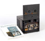 A RARE Newman & Guardia 1/4 Plate Stereoscopic Pattern Camera.