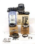 Nikon Macro/Close Up Lens & Accessories.