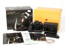 Kodak DCS Pro14n Full-Frame DSLR.