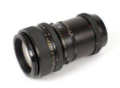 Mamiya RB67 100-200mm Zoom Lens.