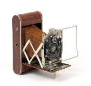 Zeiss Ikon Piccolette 'Luxus' Tropical Style Camera.