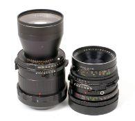 Mamiya RB67 Macro & Telephoto Lenses.