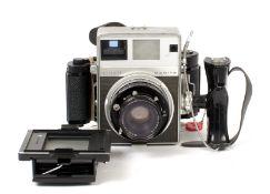 Mamiya Super 23 6x7 Roll Film Camera.