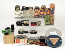 Large Selection of Pathescope 9.5mm Films & Accessories.