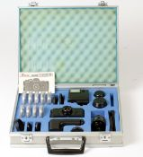Pentax 110 Outfit in Fitted Metal Case.