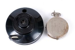 A Houghton's Ticka & a Pic Bakelite Camera.