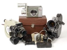 Soviet & Other Cine Cameras.