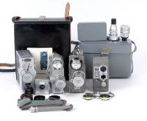 Another Group of Nitzo Cine Cameras.