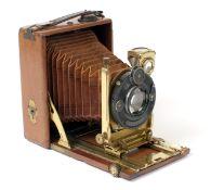 A Fine Laack Tropical Plate Camera.