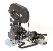 A LARGE Bolex H16 ESM Motorised Cine Camera.