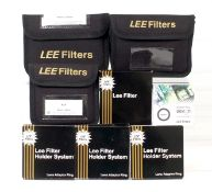 Small Quantity of Lee Filters & Adapters.