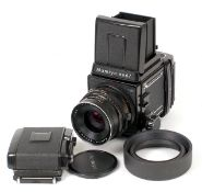Mamiya RB67 Professional SD Outfit.