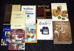 Ten Camera Collector's Books, inc History of Japanese Cameras.