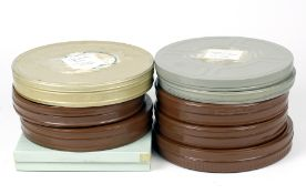 A Good Selection of 9.5mm Sound Feature Films.