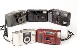 Yashica T4 & Other Compact Film Cameras.