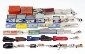 Interesting Collection of Self-Timers, Many Boxed.