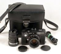 Leica CL Compact Camera Outfit.