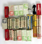 Approx 20 Rolls of 16mm Sub-Miniature Films.