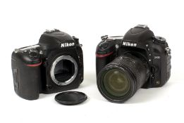 Nikon D610 & D750 DSLRs For SPARES or REPAIR.