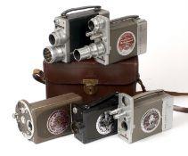 Five 16mm Cine Camera Bodies.